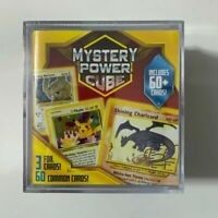 NEW Sealed Pokemon Mystery Power Cube Box. Chance at 1st Edition Charizard!!!