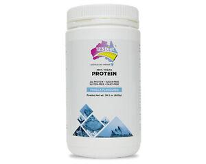 123 DIET® Vegan Protein (Vanilla)