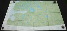 CARTE AERO / OPERATIONAL NAVIGATION CHART ONC D-3 / USSR URSS - VINTAGE 1973