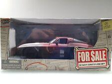 MODELLINO SCALA 1:24 Corvette Stingray 1963 FOR SALE Jada Toys 91327
