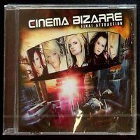 Cinema Bizarre - Final Attraction (SIGILLATO) - Island Records - CD CD004038