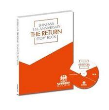 """SHINHWA 'SHINHWA 14th ANNIVERSARY """"THE RETURN"""" STORY BOOK"""