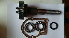 Belle 140 150 shaft repair kit Bearings Gasket Seal Drum Shaft minimix mixer NEW