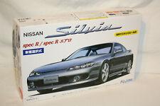 Nissan S15 Silvia Spec R - 1:24 - Fujimi