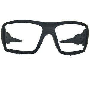 Replacement Frame for Oil Rig sunglasses lens Matte Black-Multi Choice