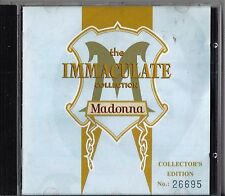 Madonna-The Immaculate Collection- Australian Tour Limited Edition 24K Gold CD