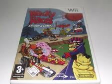 Whacky Races Crash and Dash Nintendo Wii PAL *Complete* Wii U Compatible