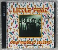 LITTLE FEAT ONLY MODEST SELLERS CD VINTAGE MASTERS SPANISH MOON ROCK BAND