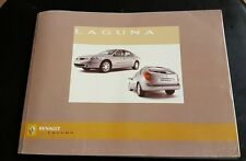 2007 Renault Laguna owners manual NEW unused