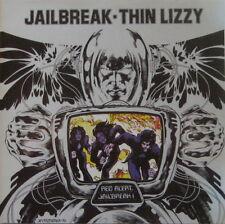 THIN LIZZY - JAILBREAK - DIGITALLY REMASTERED EDITION - 1996 - MADE IN UK - CD -