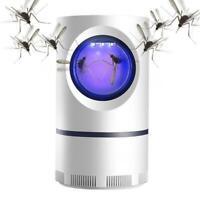 Moskito Killer Insektenvernichter USB Elektrisch UV Mückenfalle Licht LED D2Z8