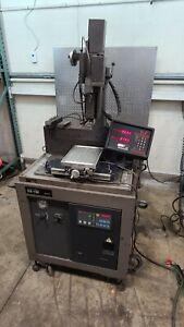 Japax SB-1M Super Boring Machine EDM Miniwizard Readout 220v 3 phase