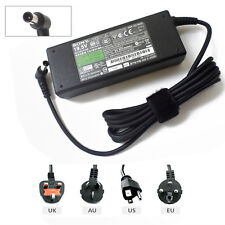 Genuine 75w AC Power Adapter For Sony Vaio PCG-71211M AC19V33 AC19V37 AC19V19