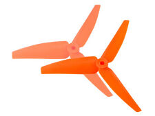Microheli Blade 200 S / 200 SR X Orange 82mm 3 Bladed Tail Blade MH-2SRX050OR