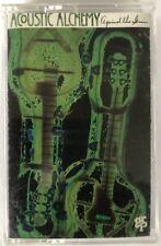 Acoustic Alchemy Against The Grain Cassette Tape C 106270 GRC-9783