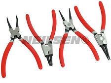 4 pièces circlip / Pince à circlips set outils - interne et externe