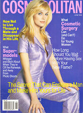 1996 Cosmopolitan Magazine Helen Hunt Olympics Princess Diana Vintage Ads 90s