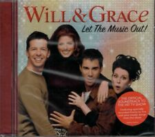 Will & Grace: let the music out! (CD) neu&ovp