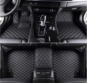 Car Floor Mats For Kia Soul 2005-2018 auto foot Pads automobile carpet Mat