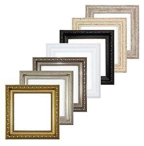 Ornate Shabby Chic Picture frame photo frame poster frame  Instagram Square