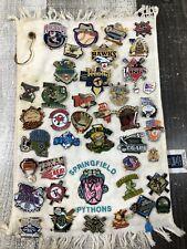 Mixed Lot of 40 Baseball Pins - Little League, Minor, Summer, Springfield Ohio