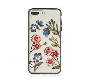 Kate Spade New York 25569 Jeweled Meadow Multi Clear Phone iPhone 7/8 Plus Case