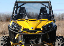 2011+ Canam Commander 800/1000 Scratch Resistant Full Front UTV Windshield