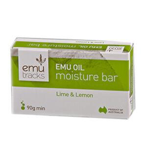 Emu Tracks Moisture Bar Lime & Lemon 90g