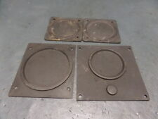HOMEBUILT EXPERIMENTAL AIRCRAFT INSTRUMENT PANEL HOLE COVER PLUGS PANELS