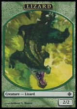 10 Token Cards - LIZARD - Alara Reborn - SAME ART - NM/SP - Magic MTG FTG