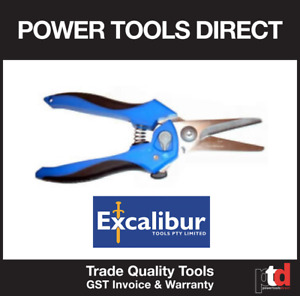 NEW EXCALIBUR EX985 BRUGEN SHEARS - STRAIGHT (JAPANESE STAINLESS STEEL)