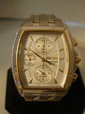 Vintage Seiko Analogue Quartz Cal.7T62 Alarm Chronograph