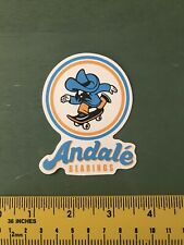 Andale Decal/sticker Skateboards