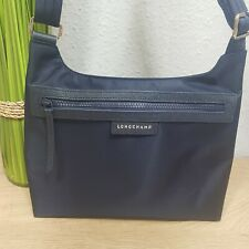 Longchamp Le Pliage Neo Crossbody Bag Messenger navyblau Tasche neuwertig