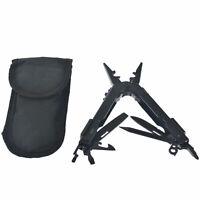 13 in 1 Edelstahl Outdoor Survival Multi-Werkzeugzange HOT Kompakte Tasche L9B7