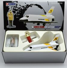 Corgi 65401 James Bond 007 Collection Set Space Shuttle & Figur, 1:36, OVP, K046