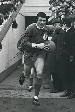 Ron Yeats Hand Signed Liverpool 12x8 Photo 1.