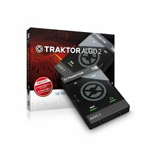Native Instruments Traktor Audio 2 MK2 inkl. Traktor LE 2 DJ-USB-Soundkarte