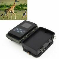 1080P 16MP HC800A Hunting Trail Camera HD Wildlife Scouting Cam IR Night Vision