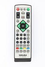 Genuine Original Remote Control for a Yamada DTV-3000HDD