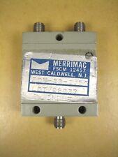 Merrimac  PDN-22-1.5G  1-2 GHz  2Way Power Divider