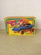 1983 Rainbow Brite COLOR BUGGY No. 7567 Mattel NOS Factory Sealed Vintage