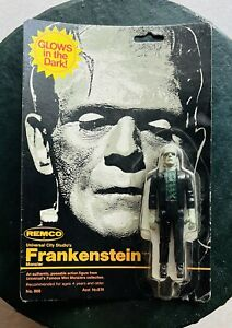 Vintage Deadstock NOS 1980 Remco Frankenstein Universal Monster Glows