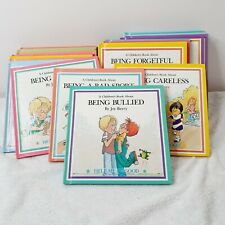 Help Me Be Good Books x 22 By Joy Berry Vintage Teaching Manners
