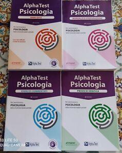 Alpha Test PSICOLOGIA Anno 2019/2020