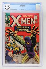 X-Men #14 - Marvel 1965 CGC 5.5 - 1st Appearance of the Sentinels.