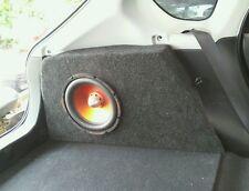 Subaru Impreza Hatch 2007-2011 10inch sub Fibreglass subwoofer box premium sound