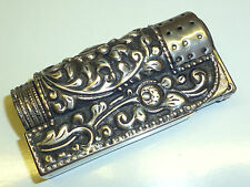 "IMCO ""Triplex"" SUPER 6700 Pocket Lighter with 800 SILVER Case - 1956-Austria"