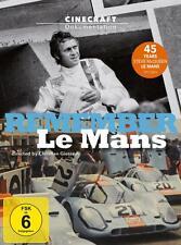 Remember Le Mans - DVD (Steve McQueen Porsche 917 Ferrari Film Movie 24 Stunden)