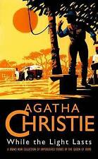 While the Light Lasts by Agatha Christie (Hardback, 1998)